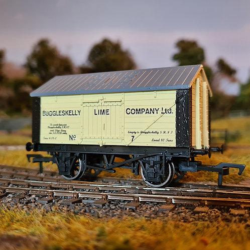 Buggleskelly Lime Company Ltd - Oh Mr Porter! (Will Hay) - OO Gauge Wagon Van