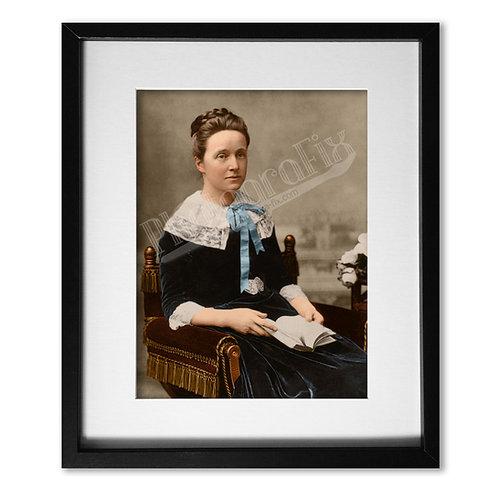 Millicent Fawcett, Suffragist NUWSS