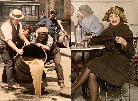 America Dry: Prohibition in Colour
