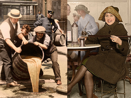 America Dry: Prohibition in Colour