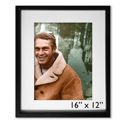 Steve McQueen in New York, 1960s