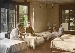 Cadburys Convalescent Hospital