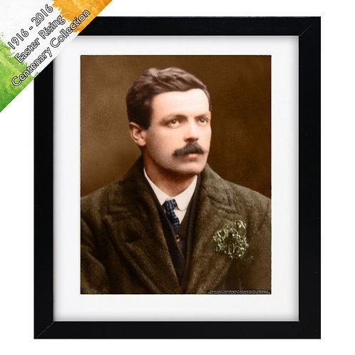 "Michael O'Hanrahan (1916 Easter Rising) 10""x8"""