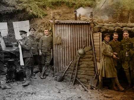 100 Years On: The Somme in Colour