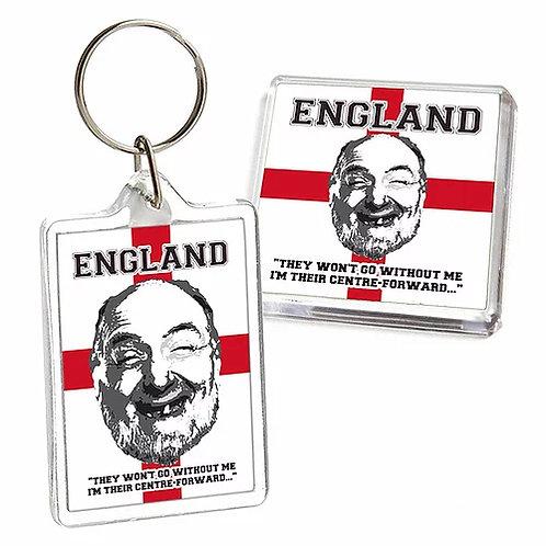 Harbottle - England Football Keyring/Magnet