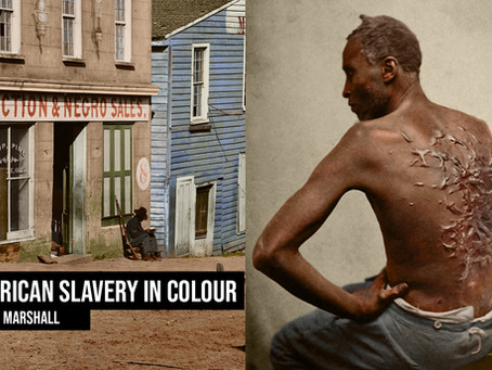 American Slavery in Colour