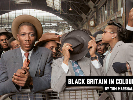 Black Britain in Colour