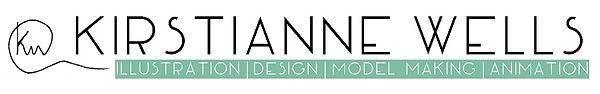Kirstianne Wells Artist Logo