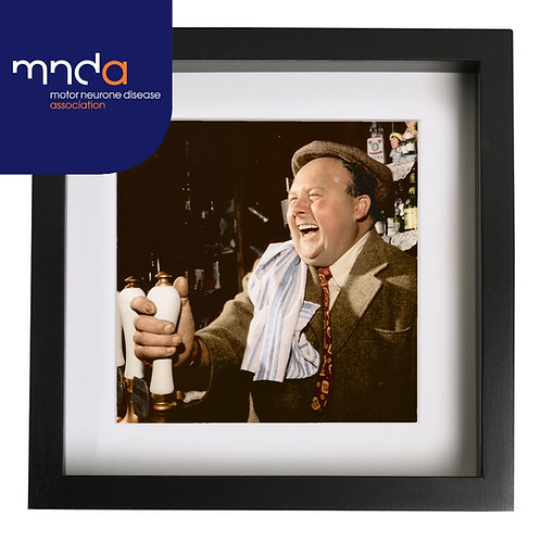 Graham Moffatt Behind Bar (20% to MNDA)