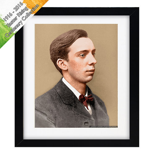 "William Pearse (1916 Easter Rising) 10""x8"""