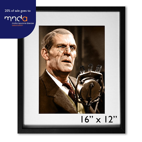 Will Hay in 'Hey! Hey! USA' (20% to MNDA)
