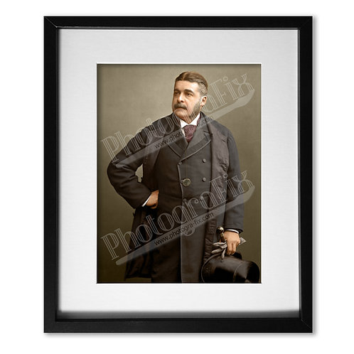 Sir Arthur Sullivan (G&S) Portrait