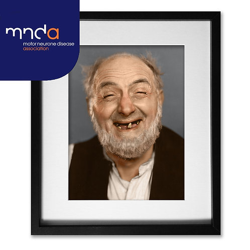 Moore Marriott (Harbottle) Portrait (20% to MNDA)
