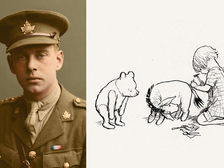 The Soldier who gave the world Winnie the Pooh