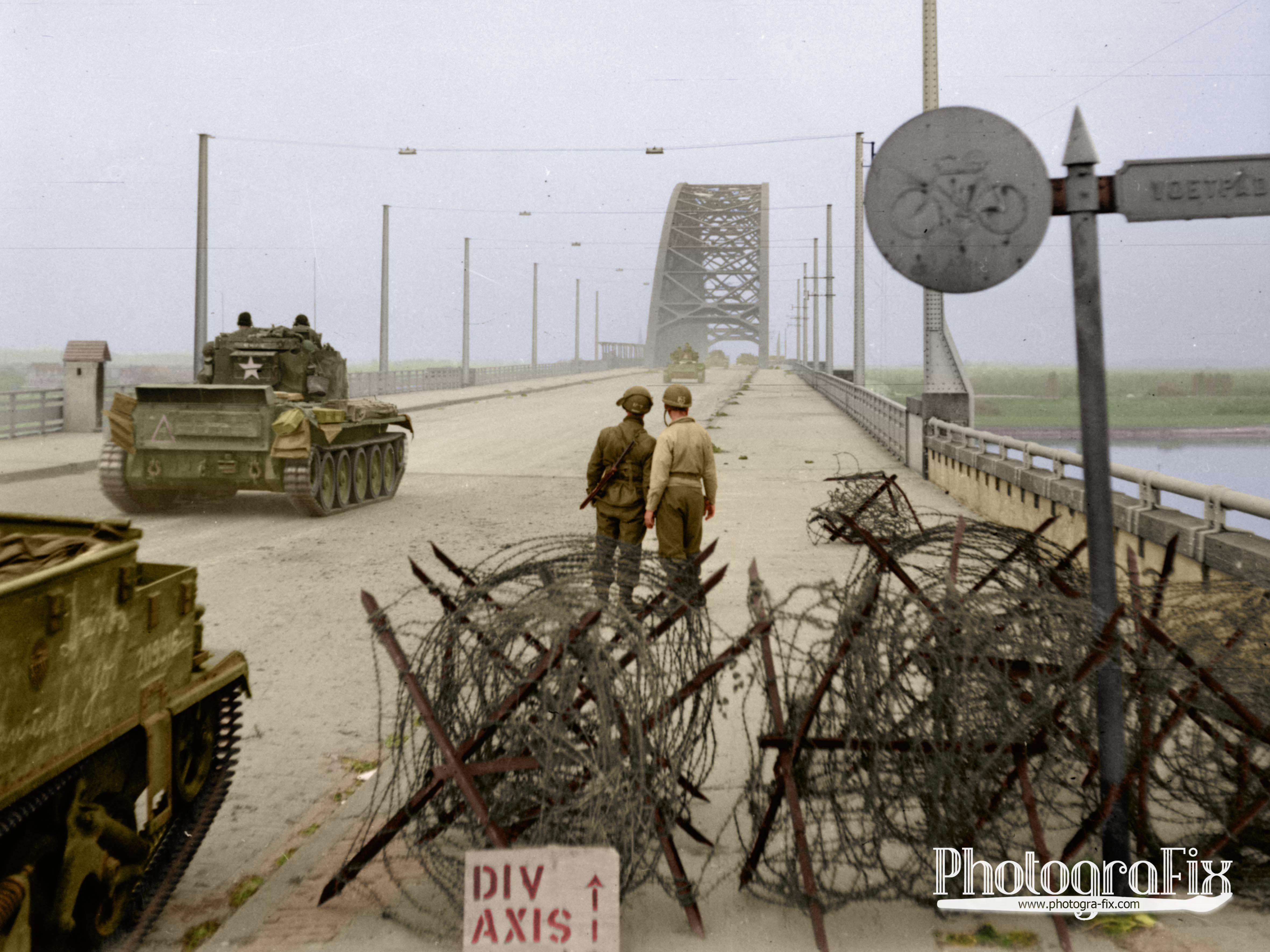 Nijmegen Bridge