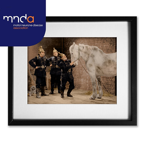Will Hay in 'Where's That Fire?' - Horse (20% to MNDA)
