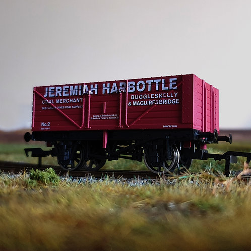 00 Gauge Jeremiah Harbottle (Buggleskelly) Truck/Wagon - Model Railway NEW