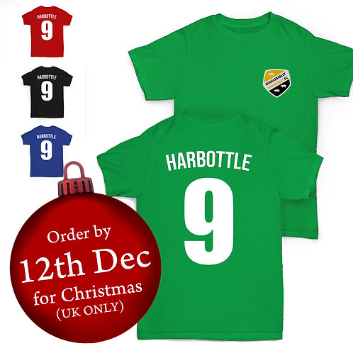 Will Hay Tee - Buggleskelly Wednesday Football T-Shirt - 4 Colours