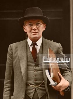 Churchill & the Irishman