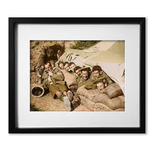 Passchendaele - Argyll & Sutherland Highlanders