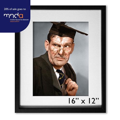 Will Hay as 'The Schoolmaster' (20% to MNDA)