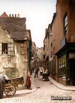 Drury Hill, Nottingham, c1906