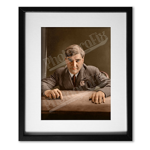 Aneurin 'Nye' Bevan Portrait