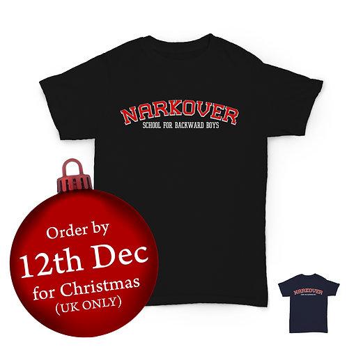 Will Hay Tee - Narkover School for Backward Boys - 2 Colours
