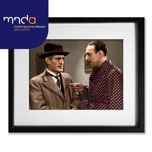 Where There's a Will (Will Hay) (20% to MNDA)