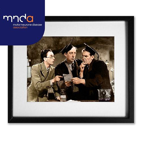 Will Hay, Charles Hawtrey, Claude Hulbert - Ghost of St Michaels
