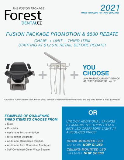 Forest Fusion Rebate Q2 2021