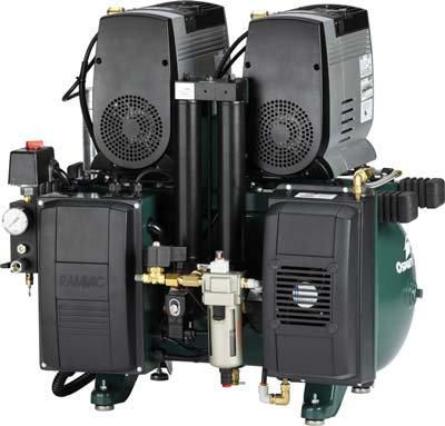DentalEZ Osprey Compressors