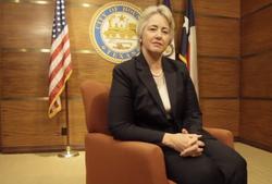 Mayor Annise Parker