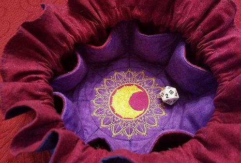 Mollymauk Tribute Omnia Gaming Pouch -- Inspired Fan Art