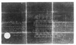 Old Savannah Map - 1790