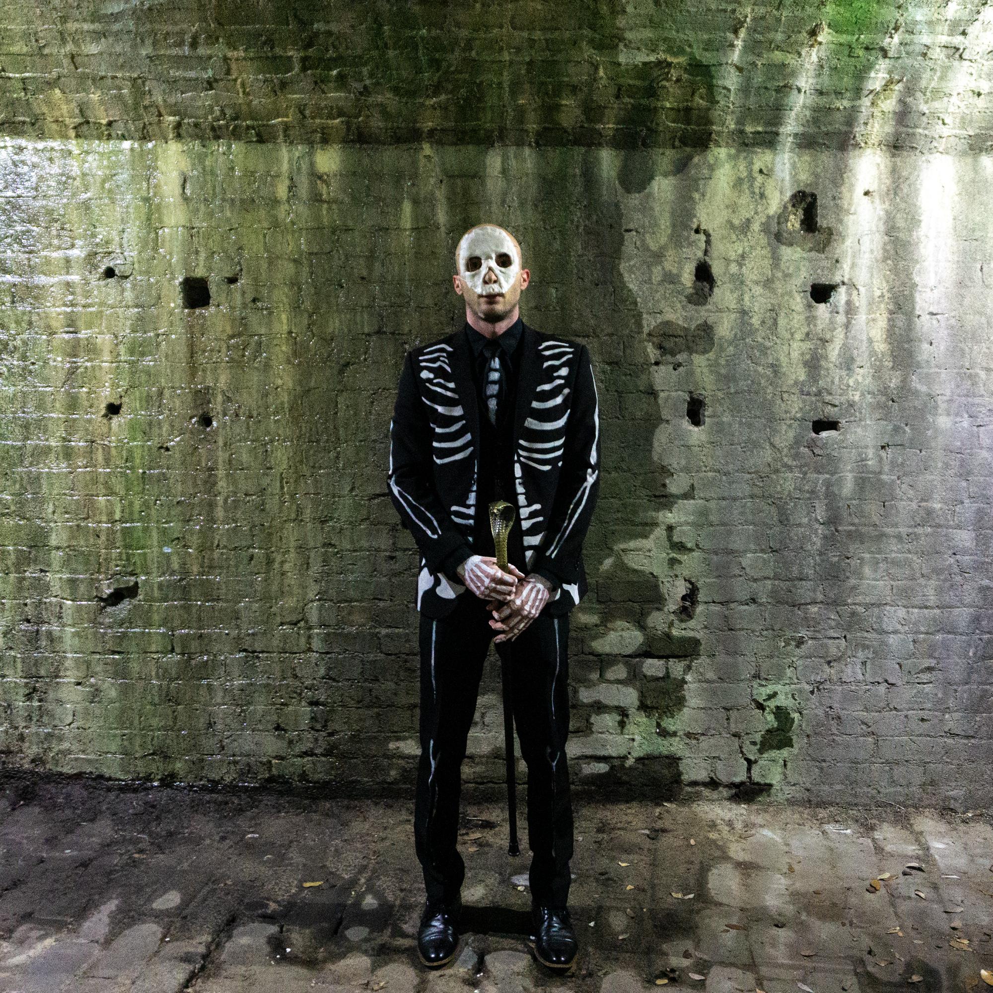 Savannah Folklore Tour with Mr.Bones