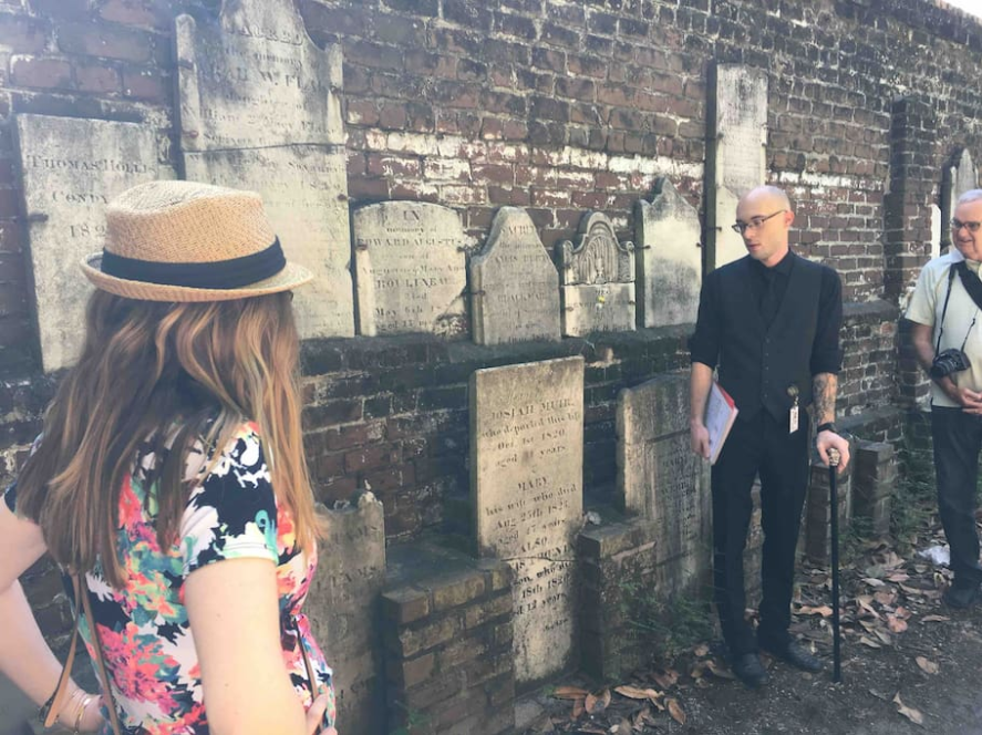 Historic Graveyard Tour