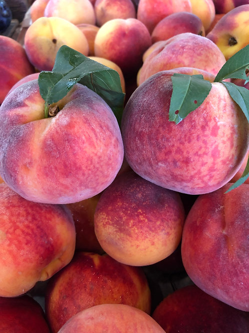 1   lb. California Peaches