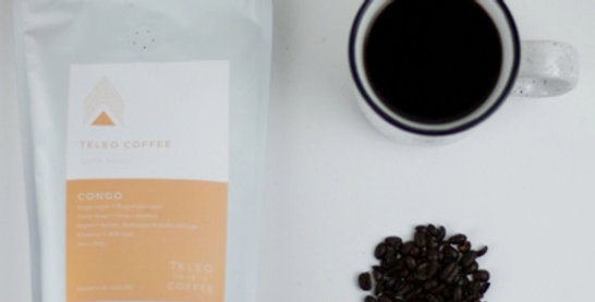 Bag of Dark Roast Coffee Beans (12oz)