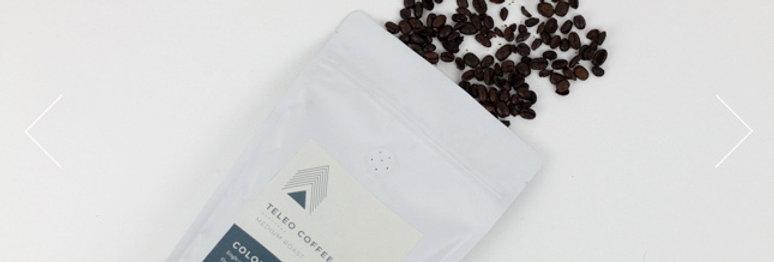 Bag of Medium Roast Coffee Beans (12oz)
