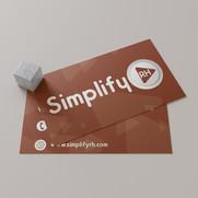 CARTE DE VISITE - SIMPLIFY RH