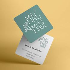 CARTE DE VISITE - MagMade