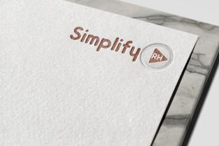 LOGO - SIMPLIFY RH