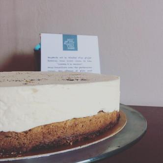 Cheese cake nature