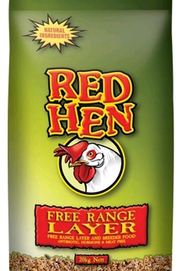 Red Hen Free Range Mix 20Kg