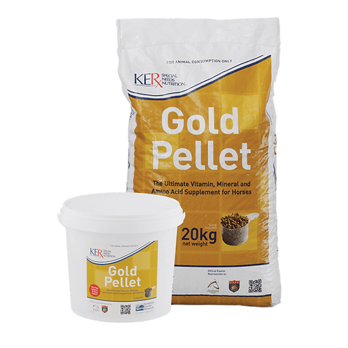 KER Gold Pellet - various sizes