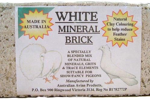 White Mineral Brick 625gms