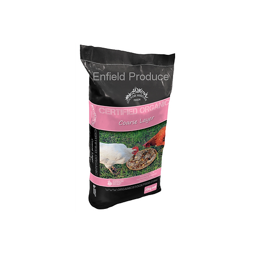 Country Heritage Coarse Layer (seed mix, organic) 20Kg