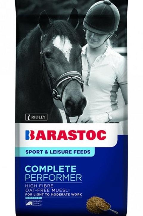 Barastoc Complete Performer 20kg