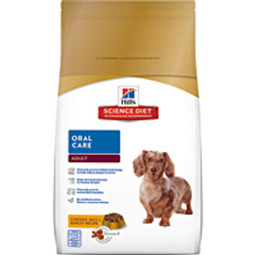 Hills Dog Adult Oral Care - Various Sizes